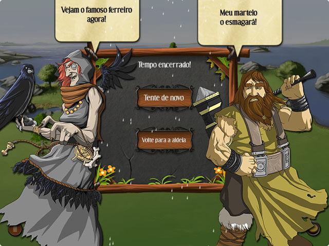Screenshot Do Jogo 2 Heroes of Kalevala