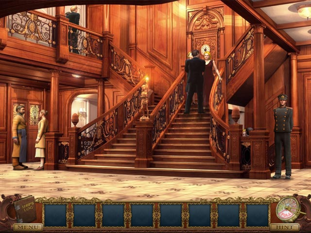 Screenshot Do Jogo 2 Hidden Mysteries®: O Retorno ao Titanic