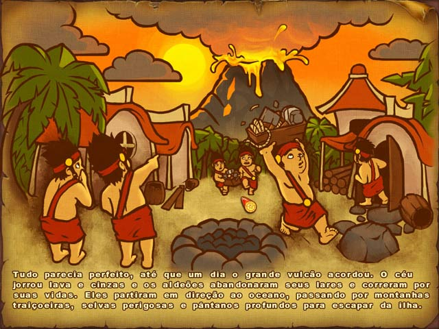 Screenshot Do Jogo 2 Island Tribe 2