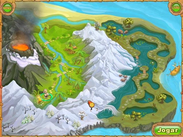 Screenshot Do Jogo 3 Island Tribe 2