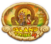 Característica Screenshot Do Jogo Island Tribe 4