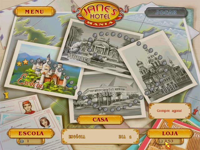 Screenshot Do Jogo 2 Jane's Hotel Mania