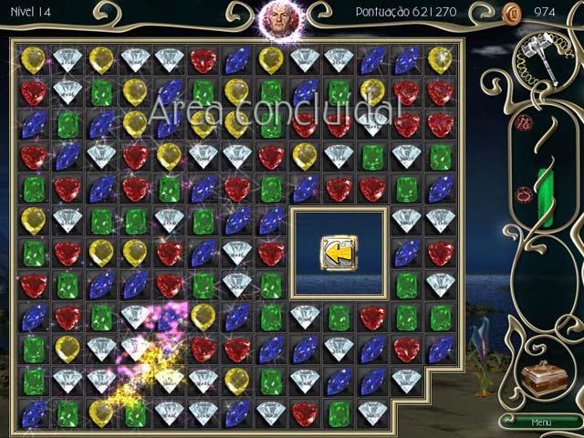 Screenshot Do Jogo 3 Jewel Match 3