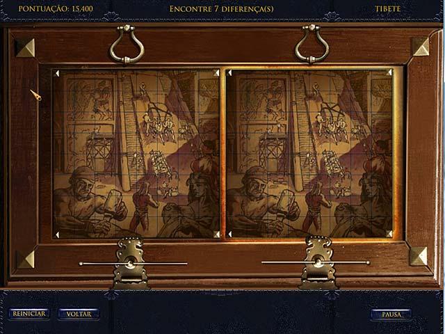 Screenshot Do Jogo 2 Jewel Quest Mysteries: O Oráculo de Ur