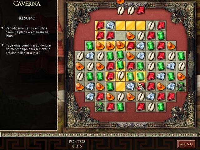 Video for Jewel Quest: O Dragão de Safira