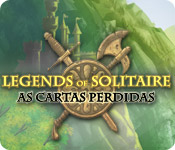 Característica Screenshot Do Jogo Legends of Solitaire: As Cartas Perdidas