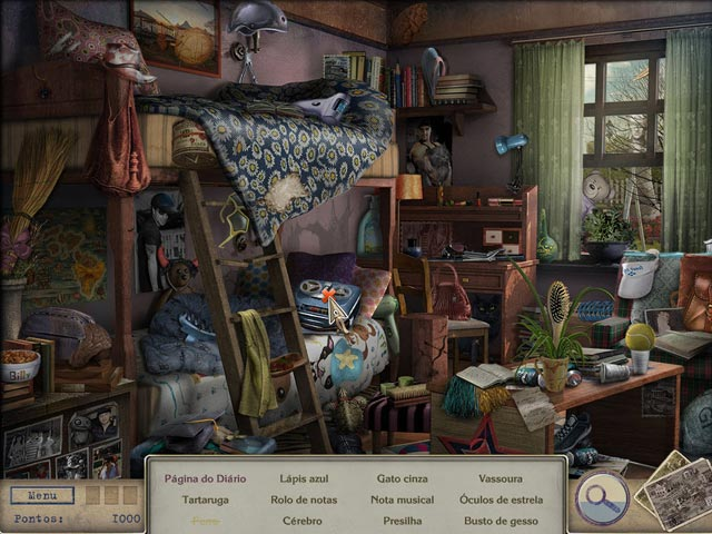 Screenshot Do Jogo 1 Letters from Nowhere 2