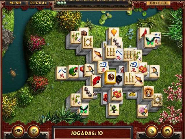 Screenshot Do Jogo 1 Liong: The Lost Amulets