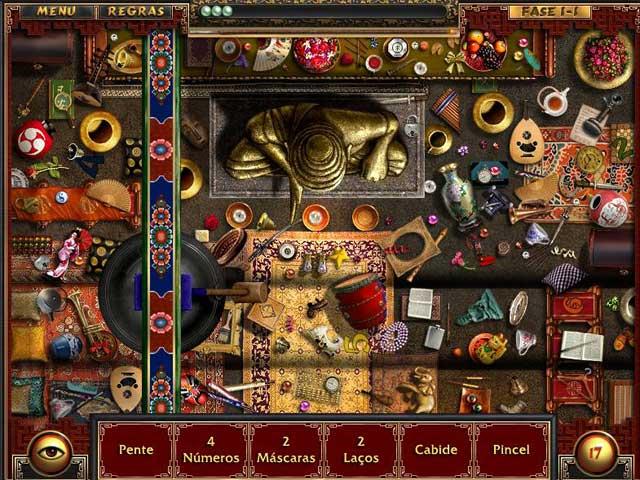 Screenshot Do Jogo 2 Liong: The Lost Amulets
