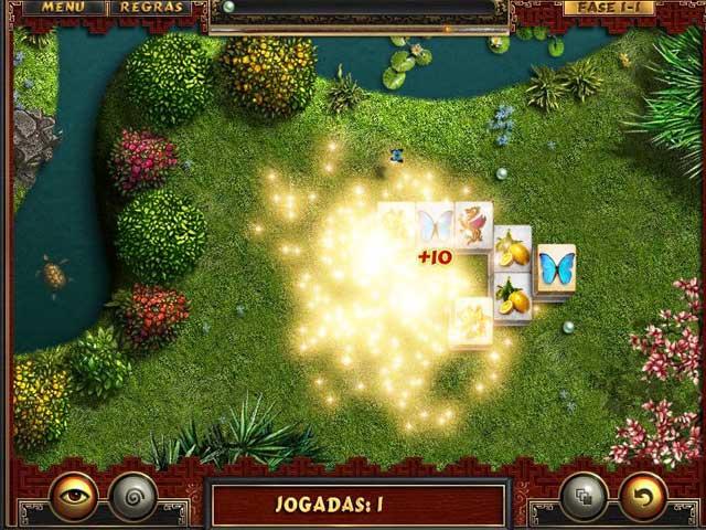 Screenshot Do Jogo 3 Liong: The Lost Amulets