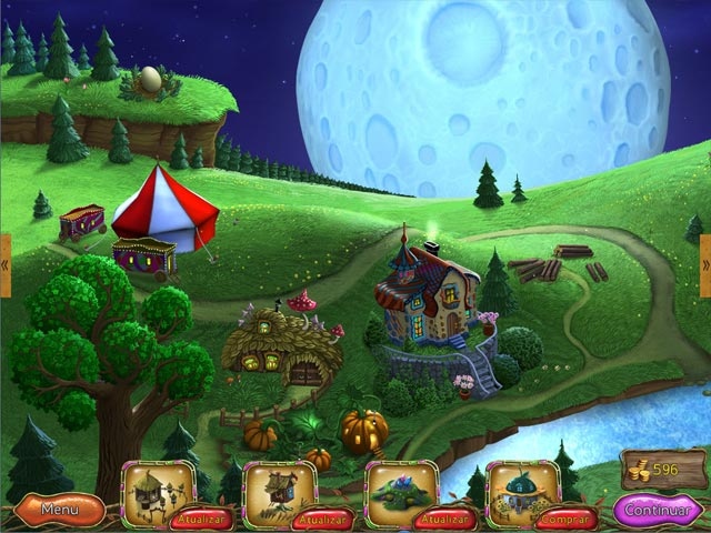 Screenshot Do Jogo 2 Lost in Night