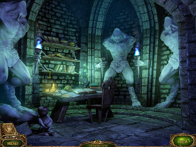 Screenshot Do Jogo 2 Lost Tales: Almas Esquecidas