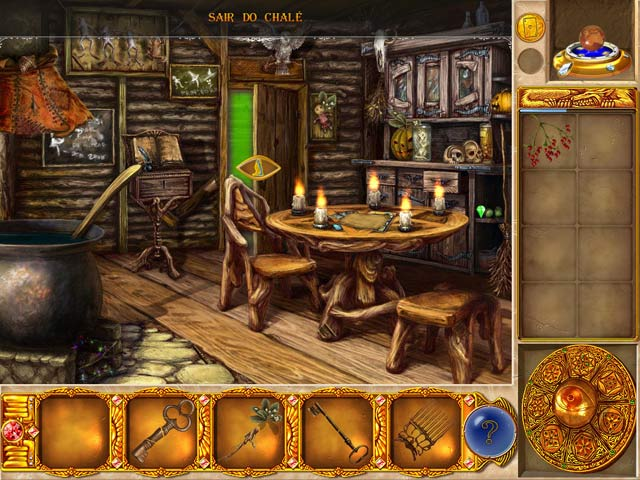 Screenshot Do Jogo 1 Magic Encyclopedia: Moon Light