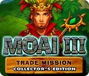 Característica Screenshot Do Jogo Moai 3: Trade Mission Collector's Edition