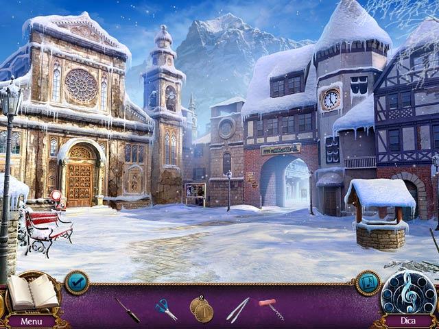 Screenshot Do Jogo 3 Morte ao Som de Valsa: Um Romance de Dana Knightstone