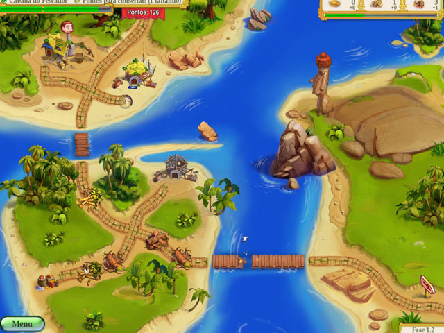 Screenshot Do Jogo 3 My Kingdom for the Princess II