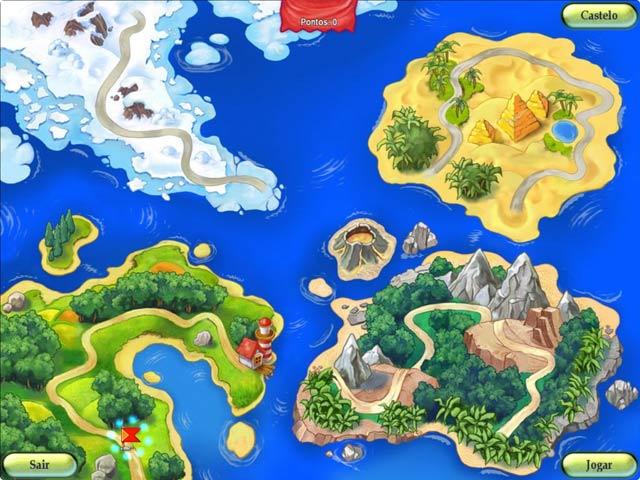 Screenshot Do Jogo 2 My Kingdom for the Princess