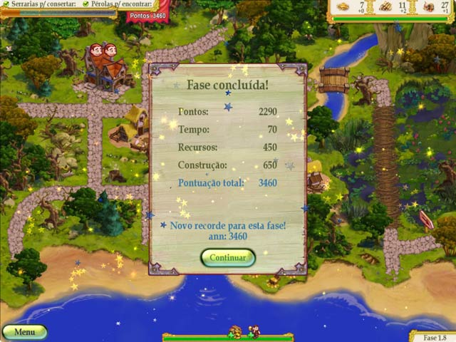 Screenshot Do Jogo 3 My Kingdom for the Princess