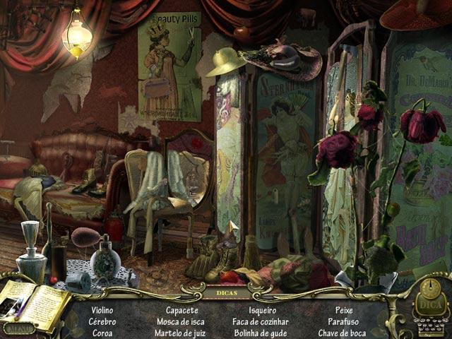 Screenshot Do Jogo 1 Mystery Case Files: Return to Ravenhearst