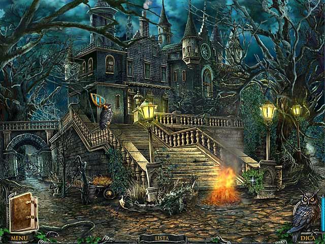 Screenshot Do Jogo 2 Mystery Heritage: O Sinal do Espírito