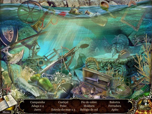 Screenshot Do Jogo 2 Mystery Trackers: A Mansão Void