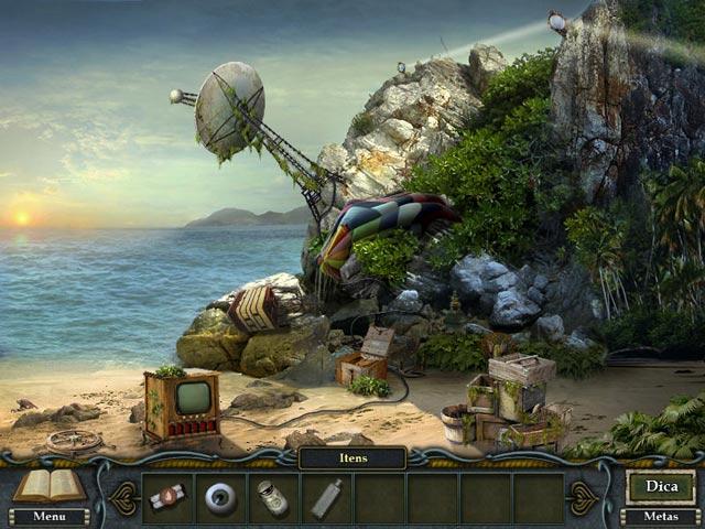 Video for Mystic Diary: A Ilha Mal-assombrada