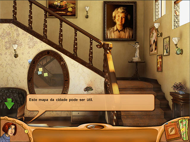Screenshot Do Jogo 3 Natalie Brooks: Secrets of Treasure House