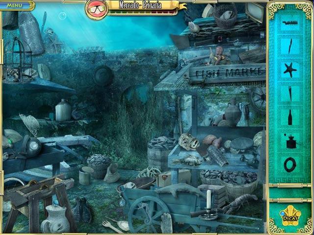 Screenshot Do Jogo 3 Neptune's Secret