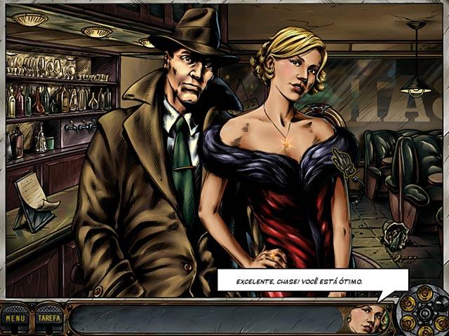 Screenshot Do Jogo 3 Nick Chase and the Deadly Diamond