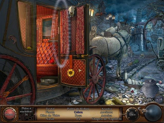 Screenshot Do Jogo 2 O Retorno de Monte Cristo