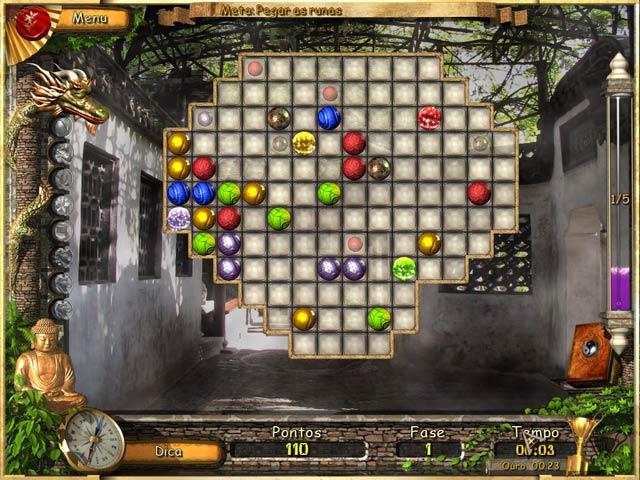 Screenshot Do Jogo 3 Oriental Dreams