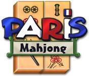 Característica Screenshot Do Jogo Paris Mahjong