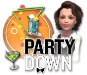 Característica Screenshot Do Jogo Party Down