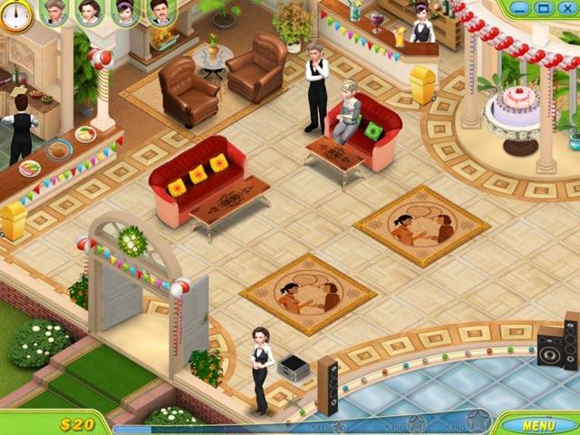 Screenshot Do Jogo 1 Party Down