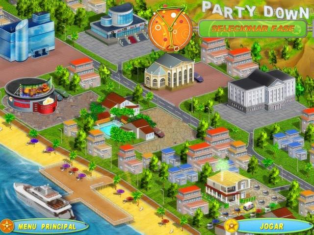 Screenshot Do Jogo 3 Party Down