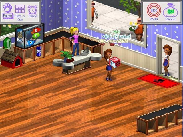 Screenshot Do Jogo 2 Pet Shop Hop