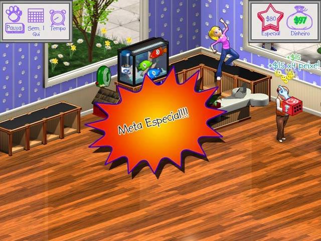 Screenshot Do Jogo 3 Pet Shop Hop