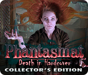 Característica Screenshot Do Jogo Phantasmat: Death in Hardcover Collector's Edition