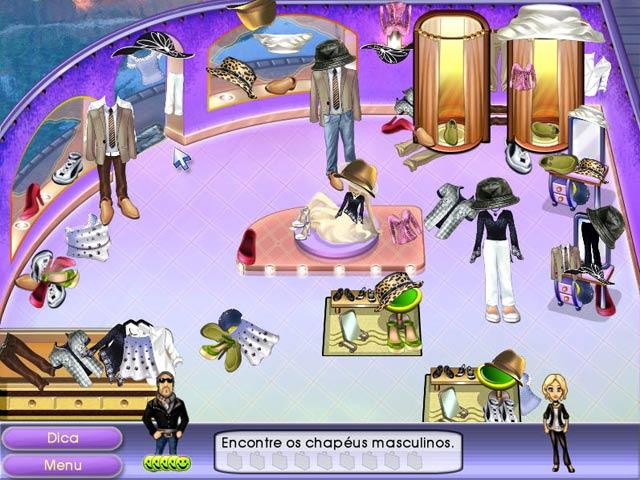 Screenshot Do Jogo 3 Posh Boutique 2
