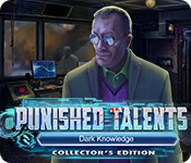 Característica Screenshot Do Jogo Punished Talents: Dark Knowledge Collector's Edition