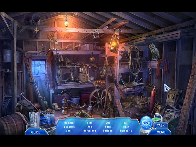 Screenshot Do Jogo 2 Punished Talents: Dark Knowledge Collector's Edition