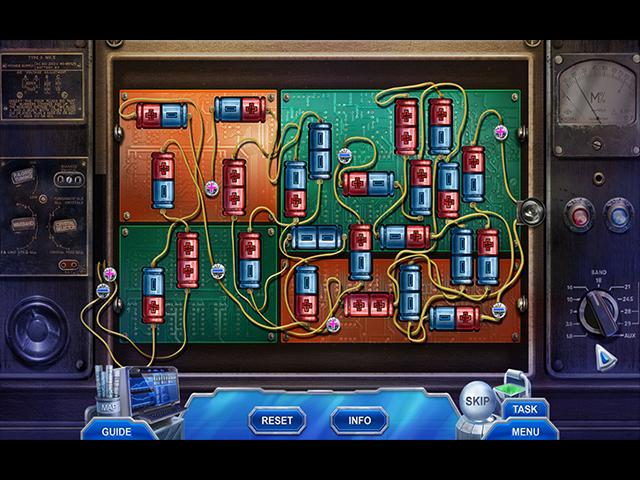 Screenshot Do Jogo 3 Punished Talents: Dark Knowledge Collector's Edition