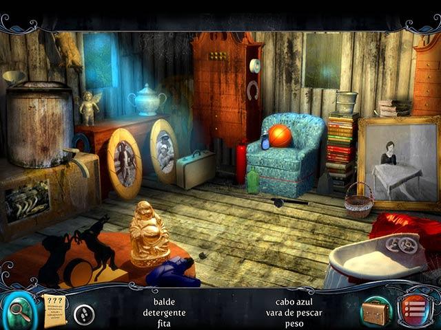 Screenshot Do Jogo 2 Red Crow Mysteries: Legion