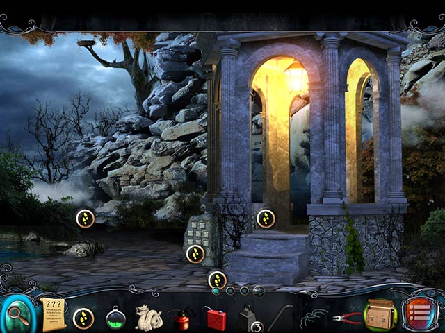 Screenshot Do Jogo 3 Red Crow Mysteries: Legion