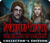 Característica Screenshot Do Jogo Redemption Cemetery: The Island of the Lost Collector's Edition