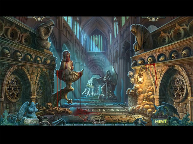 Screenshot Do Jogo 1 Redemption Cemetery: The Island of the Lost Collector's Edition