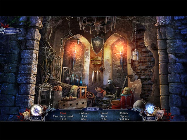 Screenshot Do Jogo 1 Riddles of Fate: Into Oblivion Collector's Edition