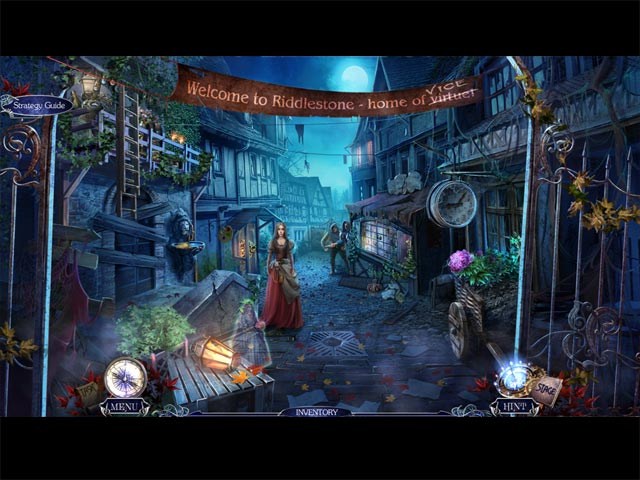 Screenshot Do Jogo 2 Riddles of Fate: Into Oblivion Collector's Edition