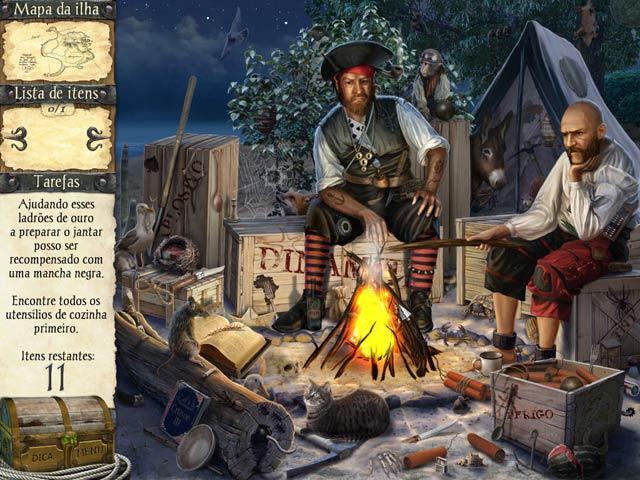 Video for Robinson Crusoé e os Piratas Amaldiçoados