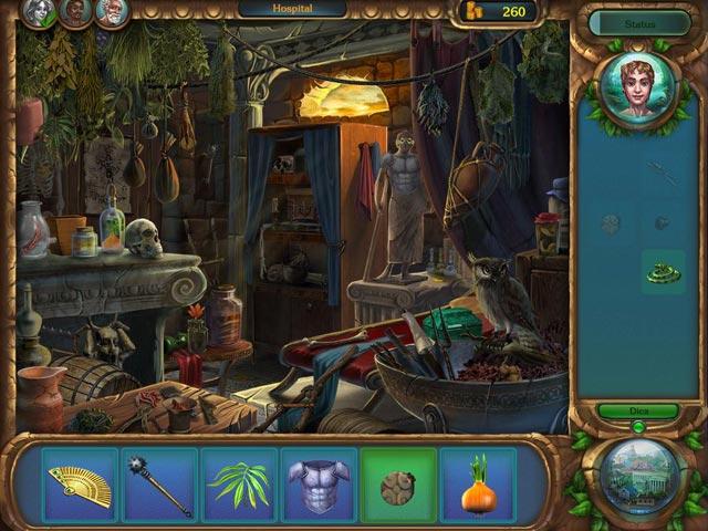 Screenshot Do Jogo 3 Romance of Rome